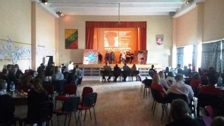 Vilniaus Tuskulėnų gimnazija - Naujienos
